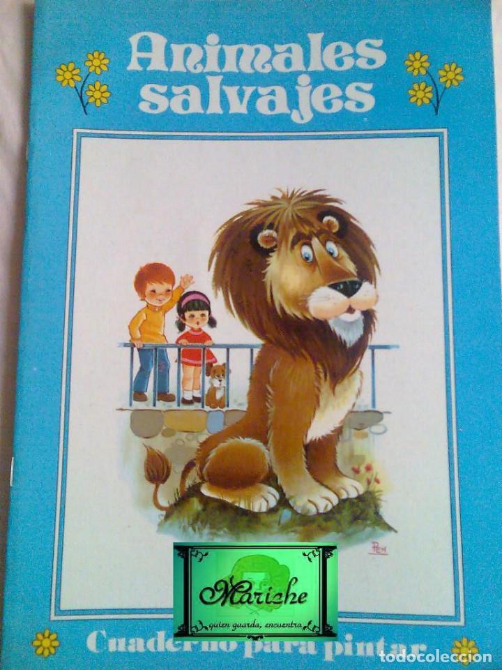 Libros de segunda mano: 10 Colección Gigante infantil ANIMALES-PECES-INSECTOS-NATURALEZA-DEPORTES-SOLDADOS ANTALBE - Foto 10 - 126890463
