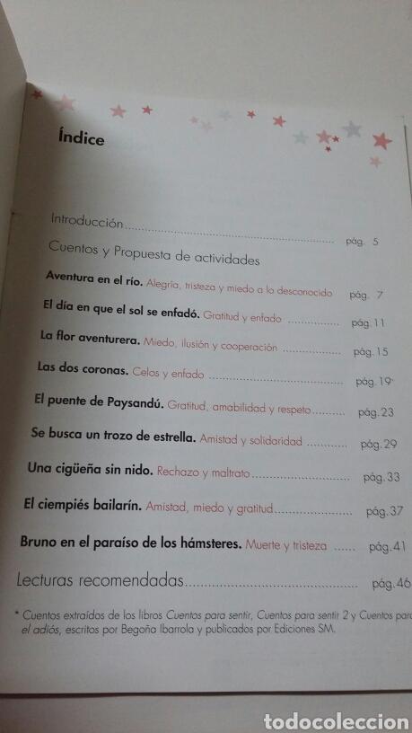 Libros de segunda mano: Educar las emociones a través del cuento. Begoña Ibarrola. 2010 - Foto 2 - 126912963