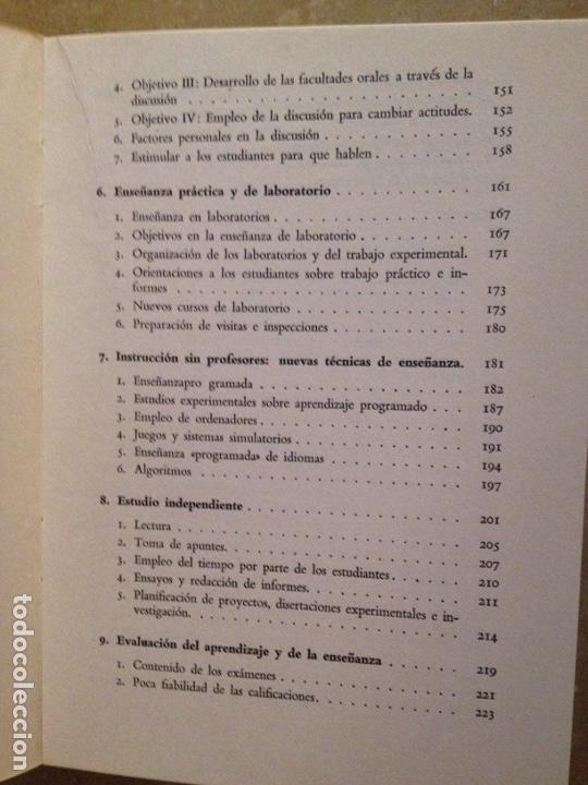 Libros de segunda mano: Pedagogía y didáctica de la enseñanza universitaria (Ruth Beard) - Foto 5 - 131169549