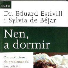 Libros de segunda mano: NEN, A DORMIR 5EREF-LLCAR . Lote 131749694