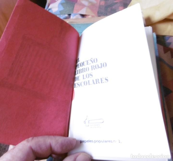 Libros de segunda mano: El pequeño libro rojo de los escolares - Foto 2 - 132231174