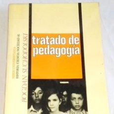 Libros de segunda mano - Tratado De Pedagogía; Bogdan Suchodolski - Ediciones Península 1973 - 133629834
