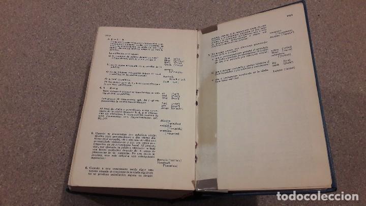 Libros de segunda mano: DICCIONARIO MODERNO LANGENSCHEIDT...ESPAÑOL ALEMÁN...1974... - Foto 6 - 139405826