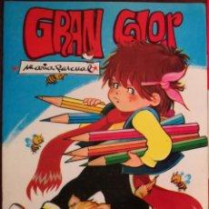 Libros de segunda mano: GRAN COLOR DIBUJOS MARÍA PASCUAL GAMA 1985 PARA COLOREAR PINTAR Y DIBUJAR NUEVO. Lote 139789130
