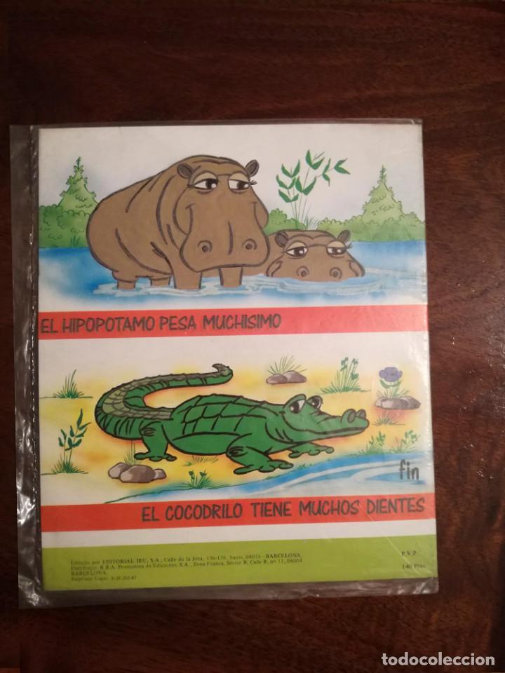 Libros de segunda mano: CUENTOS LUMINOSOS Nº 1 SE VEN EN LA OSCURIDAD IRU 1987 PRECINTADO - Foto 2 - 139877750