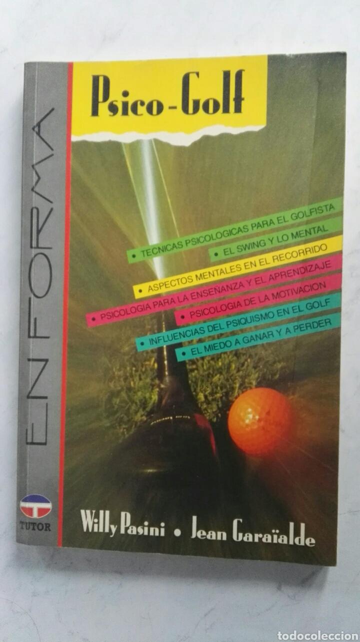 PSICO-GOLF (Libros de Segunda Mano - Ciencias, Manuales y Oficios - Pedagogía)
