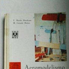 Libros de segunda mano: AEROMODELISMO VELEROS. Lote 140193905