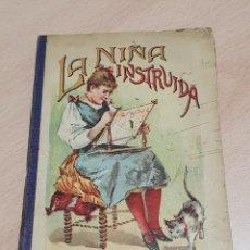 Livres d'occasion: ASCARZA, VICTORIANO F., LA NIÑA INSTRUIDA, NOCIONES DE FILOSOFÍA E HIGIENE CON APLICACIÓN A LA.... Lote 143719894