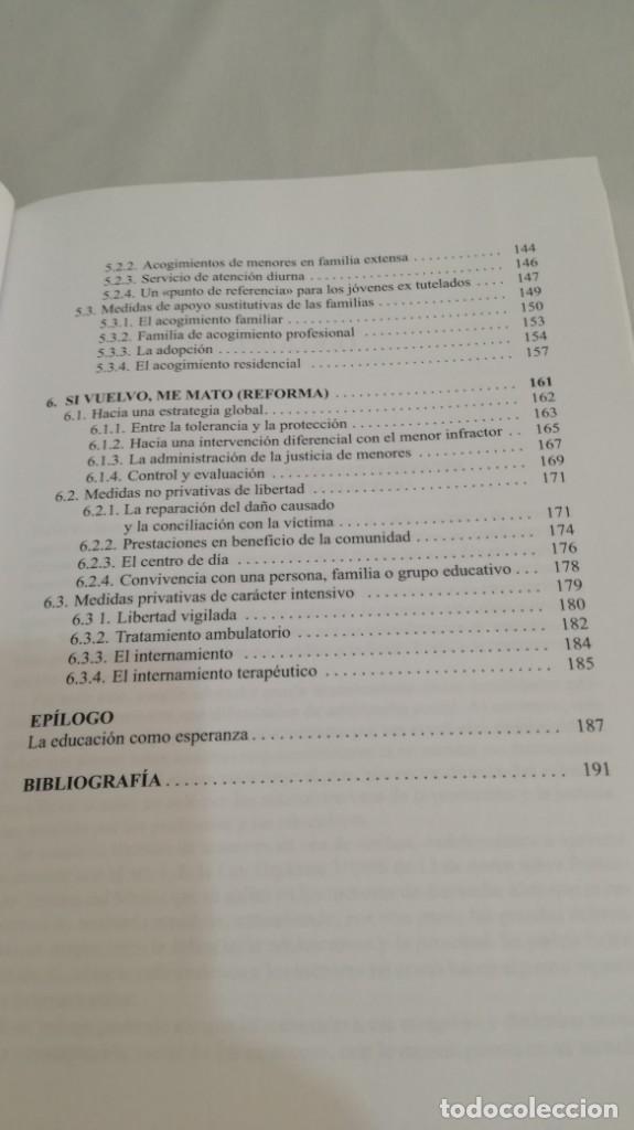 Libros de segunda mano: LA INFANCIA ROBADA A PROPOSITO DE LOS NIÑOS VULNERABLES/ AMANDO VEGA FUENTE/ COLECCIÓN REDES - Foto 12 - 144452090