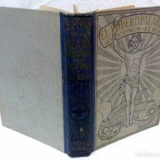 Libros de segunda mano: EL PODER DE LA PALABRA. POR W. ATKINSON Y E. BEALS. EDICIONES I.R.S. VER DESCRIPCIÓN.. Lote 148148066