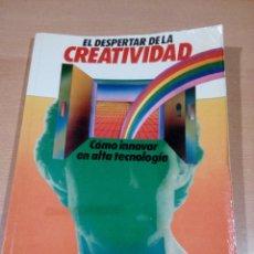 Libros de segunda mano: EL DESPERTAR DE LA CREATIVIDAD - ROGER VON OECH. Lote 149242598