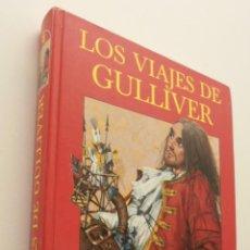 Libros de segunda mano: LOS VIAJES DE GULLIVER - SWIFT, JONATHAN. Lote 206504932