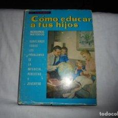 Libros de segunda mano: COMO EDUCAR A TUS HIJOS.METODOS MODERNOS.DR.VANDER.BARCELONA 1981. Lote 151315670