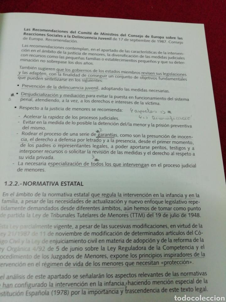 Libros de segunda mano: Manual de pedagogía de la inadaptación social - Foto 3 - 151702440