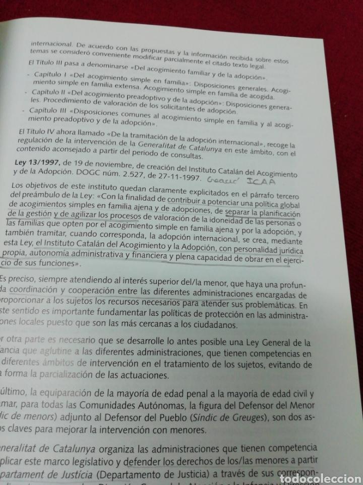 Libros de segunda mano: Manual de pedagogía de la inadaptación social - Foto 4 - 151702440