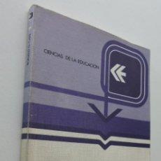 Libros de segunda mano: INTRODUCCIÓN A LA PROGRAMACIÓN EDUCATIVA - CAVE, RONALD G.. Lote 151837692