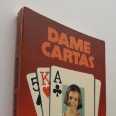 Libros de segunda mano: DAME CARTAS - GOLICK, MARGIE. Lote 151838644