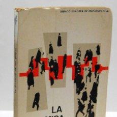 Libros de segunda mano: LA DINÁMICA DE LOS GRUPOS - ROGER MUCCHIELLI. IBÉRICO EUROPEA DE EDICIONES. Lote 151900842