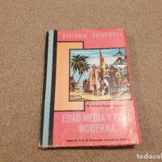 Libros de segunda mano: LIBRO ESCOLAR....HISTORIA UNIVERSAL....SEGUNDO AÑO EDUCACION SECUNDARIA...1973..... Lote 152924626