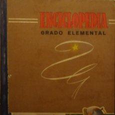 Libros de segunda mano: CURSO COMPLETO DE PRIMERA ENSEÑANZA. GRADO ELEMENTAL (PRIMER GRADO) - VARIOS AUTORES. Lote 153876186