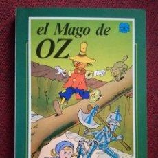 Libros de segunda mano: MAGO DE 0Z-MISTERIO DE LA ALDEA ABANDONADA TINTERO MÁGICO BOTÍA 1986 LIBRO JUVENIL EUROPA. Lote 140914454