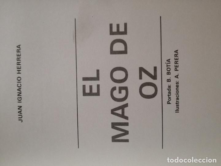 Libros de segunda mano: MAGO DE 0Z-MISTERIO DE LA ALDEA ABANDONADA tintero Mágico BOTÍA 1986 libro juvenil europa - Foto 5 - 140914454
