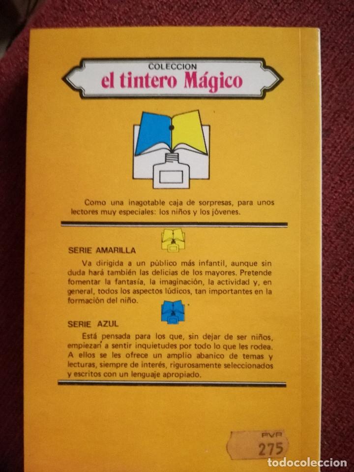 Libros de segunda mano: MAGO DE 0Z-MISTERIO DE LA ALDEA ABANDONADA tintero Mágico BOTÍA 1986 libro juvenil europa - Foto 7 - 140914454