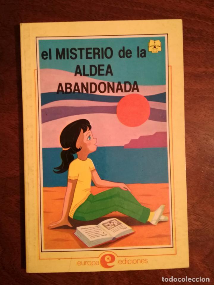 Libros de segunda mano: MAGO DE 0Z-MISTERIO DE LA ALDEA ABANDONADA tintero Mágico BOTÍA 1986 libro juvenil europa - Foto 3 - 140914454