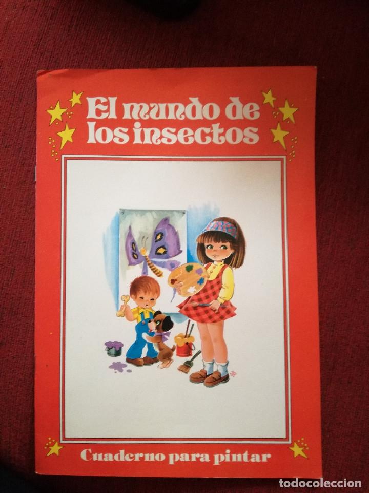 Libros de segunda mano: 10 Colección Gigante infantil ANIMALES-PECES-INSECTOS-NATURALEZA-DEPORTES-SOLDADOS ANTALBE - Foto 14 - 126890463