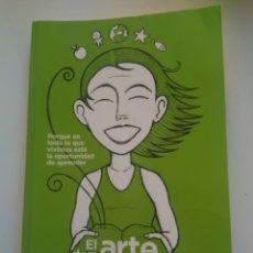 Libros de segunda mano: EL ARTE DE EDUCAR/JAVIER URRA. Lote 156920629