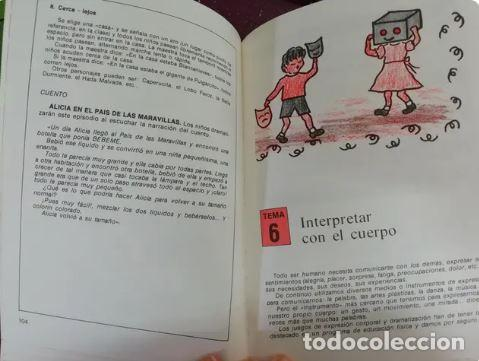 Libros de segunda mano: VIVIR Y CANTAR SALTAR Y BAILAR. GUÍA DIDÁCTICA PARA NIÑOS DE 3-6 AÑOS. HERNANDEZ EMILIA. - Foto 3 - 156971710