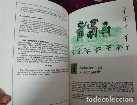 Libros de segunda mano: VIVIR Y CANTAR SALTAR Y BAILAR. GUÍA DIDÁCTICA PARA NIÑOS DE 3-6 AÑOS. HERNANDEZ EMILIA. - Foto 4 - 156971710