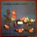 Libros de segunda mano: ARTE MANUAL FANTASIA-LIBRETO DE BOURET 1973 FANTÁSTICO JARDÍN ZOLÓGICO- Nº 19 DE LA SERIE. Lote 157661726