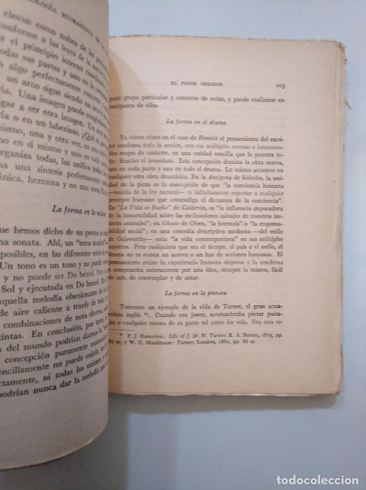 Libros de segunda mano: UNA PSICOLOGIA HUMANISTA DE LA EDUCACION. JAIME CASTIELLO S.J. EDITORIAL JUS MEXICO 1947. TDK378 - Foto 3 - 158421830