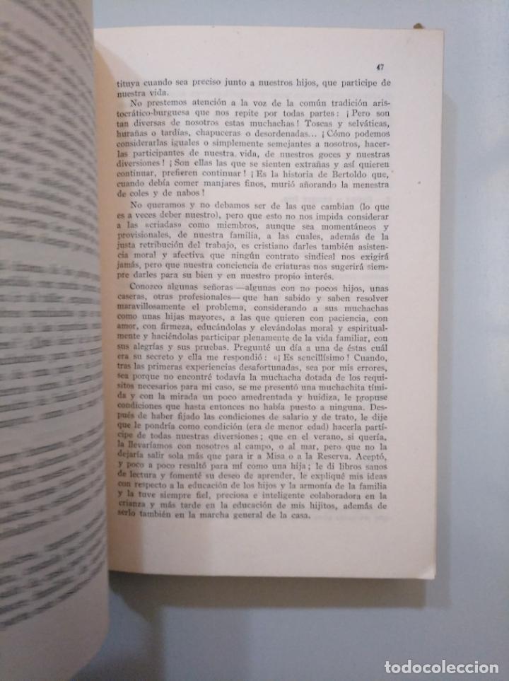 Libros de segunda mano: LA EDAD DIFÍCIL. CÓMO EDUCAR A NUESTROS HIJOS.LUISA GUARNERO. EDITORIAL MARFIL. ALCOY 1953. TDK378 - Foto 3 - 158423490