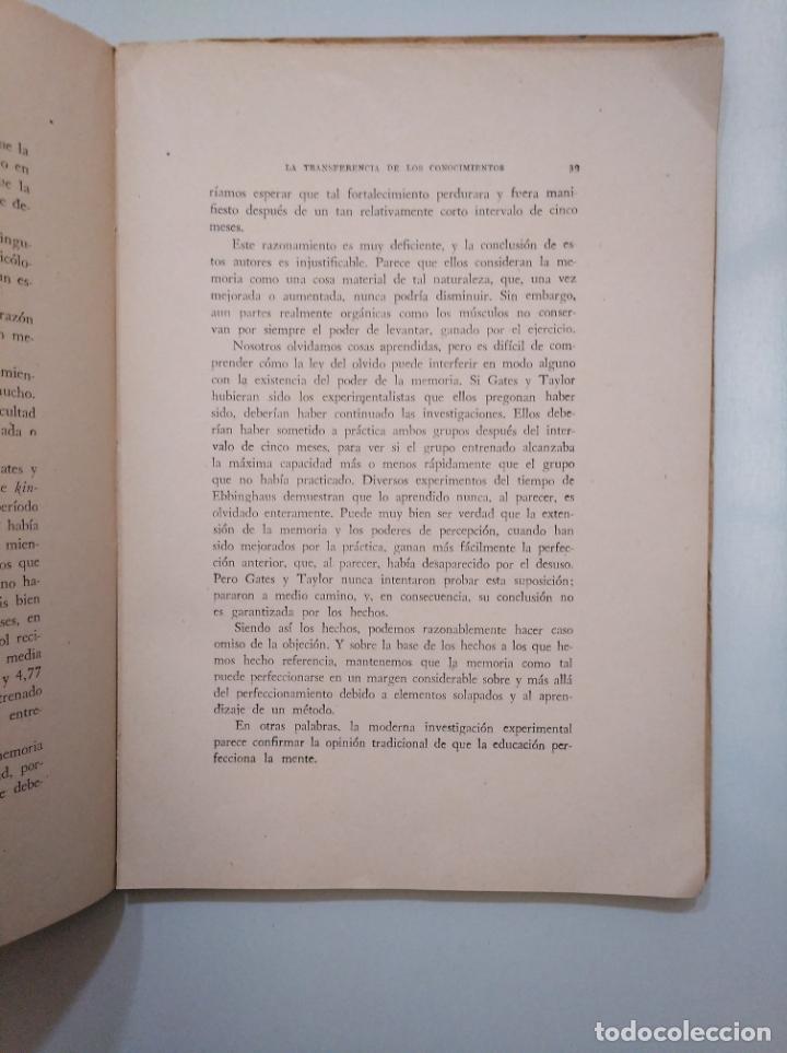 Libros de segunda mano: CUESTIONES DE PSICOLOGÍA. - JAMES A. VAN DER VELDT O.F.M. INSTITUTO JOSE DE CALASANZ. TDK378 - Foto 2 - 158424106