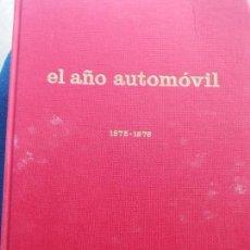 Libros de segunda mano: EL AÑO AUTOMOVIL 1975-1976. Lote 158846702