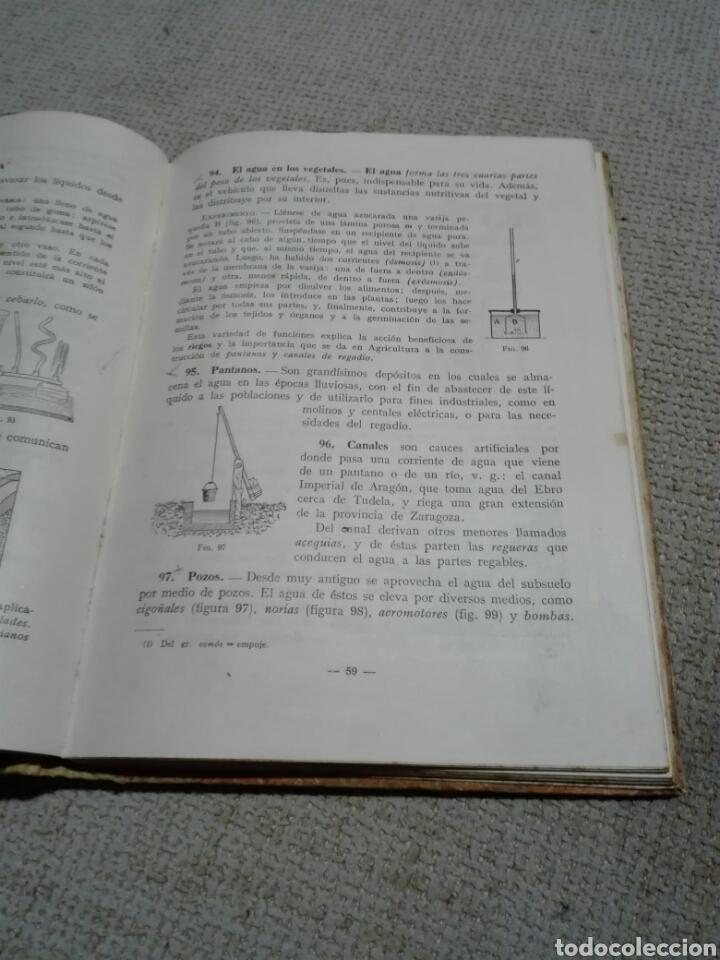Libros de segunda mano: Ciencias cosmológicas. Segundo curso. 1950. Luis vives - Foto 2 - 159300022