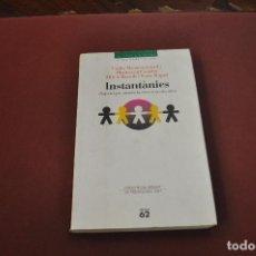 Libros de segunda mano: INSTANTÀNIES , PROJECTES PER ATENDRE LA DIVERSITAT EDUCATIVA - PE5. Lote 159351434