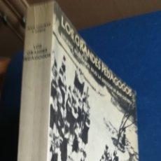 Libros de segunda mano: LOS GRANDES PEDAGOGOS PLATÓN VIVES ROUSSEAU LOCKE ROLLIN...BAJO LA DIRECCIÓN DE JEAN CHATEAU, 1980. Lote 160266302