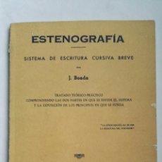 Libros de segunda mano - Estenografía - 160577940