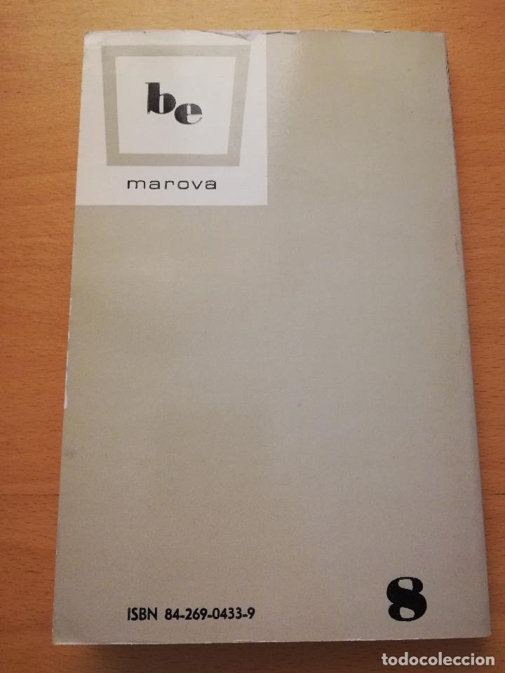 Libros de segunda mano: FORMULACIÓN OPERATIVA DE OBJETIVOS DIDÁCTICOS (ROBERT F. MAGER) MAROVA - Foto 5 - 161929894