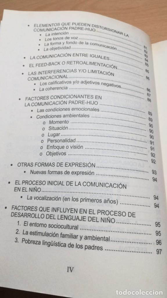 Libros de segunda mano: COMO MOTIVAR A TU HIJO/ HERRAMIENTAS PARA PADRES Y DOCENTES/ IVAN CARMELO ALVAREZ - Foto 11 - 163379434