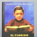 Libros de segunda mano: EL FLORIDO PENSIL. MEMORIA DE LA ESCUELA NACIONALCATOLICA. ANDRES SOPEÑA MONSALVE. Lote 165046378