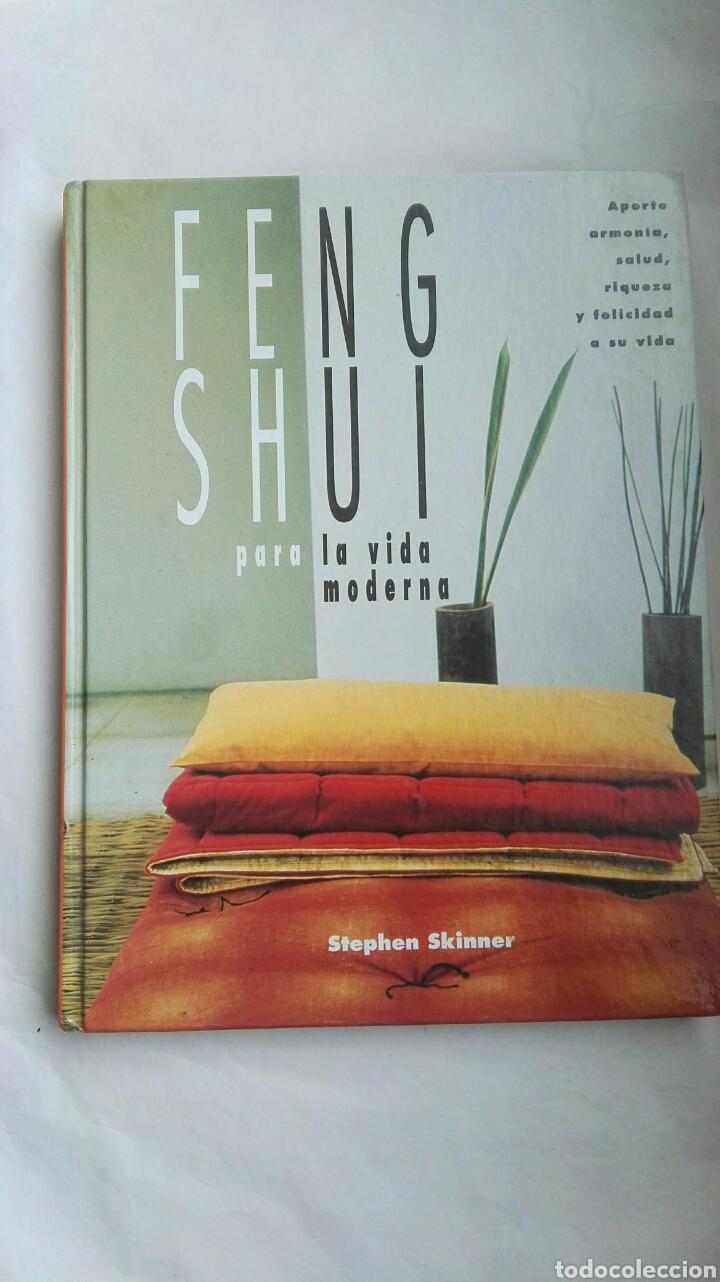 FENG SHUI PARA LA VIDA MODERNA (Libros de Segunda Mano - Ciencias, Manuales y Oficios - Pedagogía)
