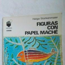 Libros de segunda mano: FIGURAS CON PAPEL MACHÉ. Lote 168338529