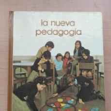 Libros de segunda mano: LLA 26 LA NUEVA PEDAGOGÍA - BIBLIOTECA SALVAT DE GRANDES TEMAS - Nº 67. Lote 168479240