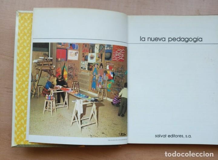 Libros de segunda mano: LLA 26 La Nueva Pedagogía - Biblioteca Salvat de grandes temas - Nº 67 - Foto 2 - 168479240
