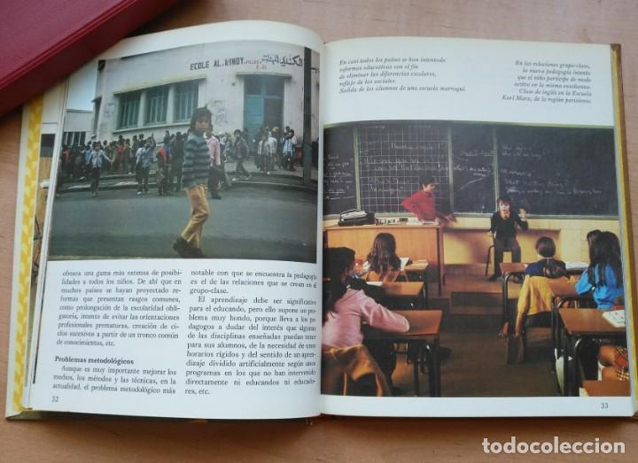 Libros de segunda mano: LLA 26 La Nueva Pedagogía - Biblioteca Salvat de grandes temas - Nº 67 - Foto 3 - 168479240