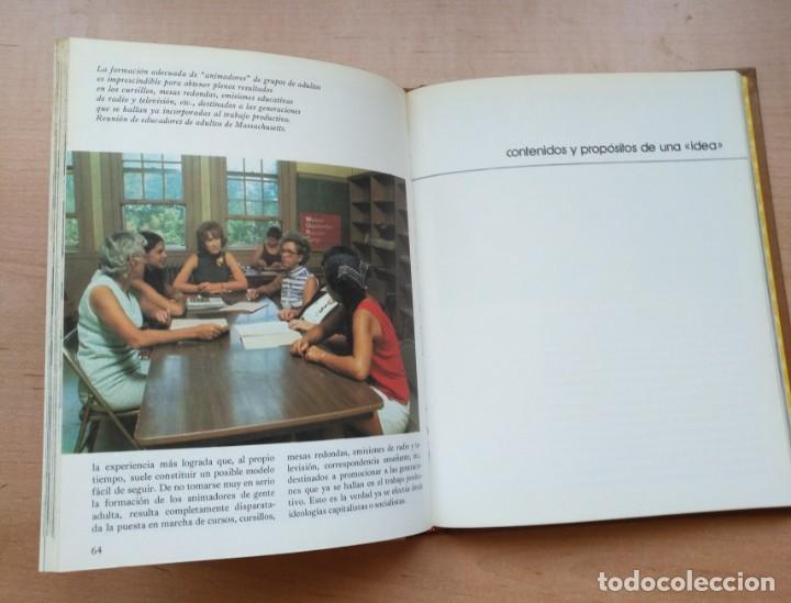Libros de segunda mano: LLA 27 La Educación Permanente - Biblioteca Salvat de grandes temas - Nº 72 - Foto 4 - 168484224